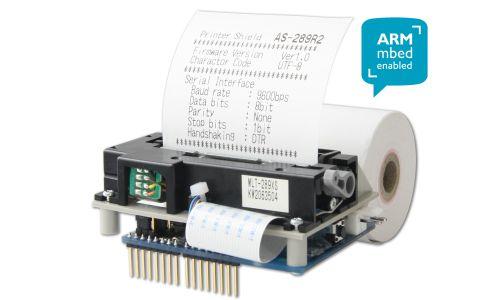 AS-289R2 Thermal Printer Shield   NADA ELECTRONICS